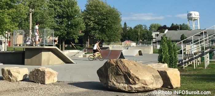 SkatePark a Beauharnois aout 2016 Photo INFOSuroit_com