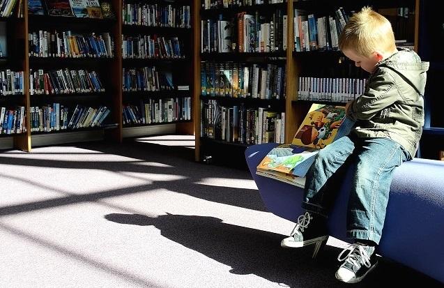 bibliotheque enfant lecture livres Photo Pixabay via INFOSuroit