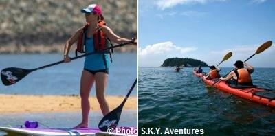 planche SUP et kayak Photos SKYAventures_ca