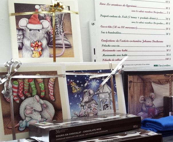 boutique-noel-2016-livres-cyprienne-produits-derives-photo-courtoisie-musee-regional-vaudreuil-soulanges