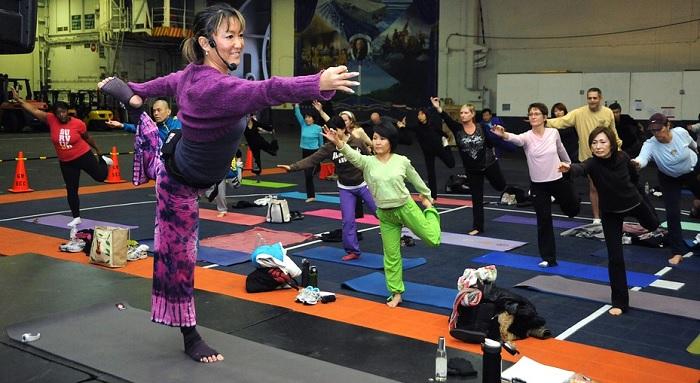 cours de yoga remise en forme Photo Janeb13 via Piaxabay