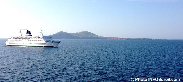 croisiere voyage bateau CTMA Iles-de-la-Madeleine Photo INFOSuroit
