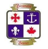 logo armoirie Famille Besner Image courtoisie