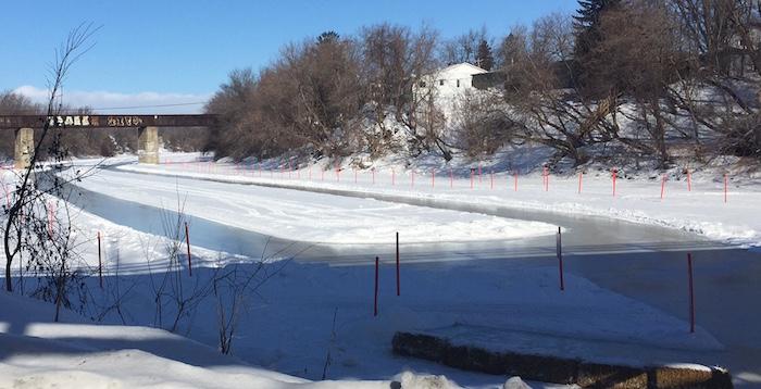 ouverture patinoire saison 2017 Riviere Rigaud Photo courtoisie