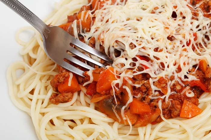 spaghetti pates alimentaires Photo PublicDomainPictures via Pixabay