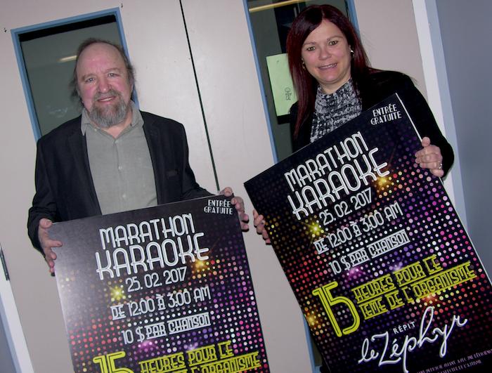 AlainLeduc et IsabelleCorbeil du RepitleZephyr Photo courtoisie