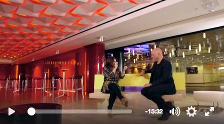Extrait video BancPublic TeleQuebec GuylaineTrembaly et MichelVallee projet JeSuis ville Vaudreuil-Dorion