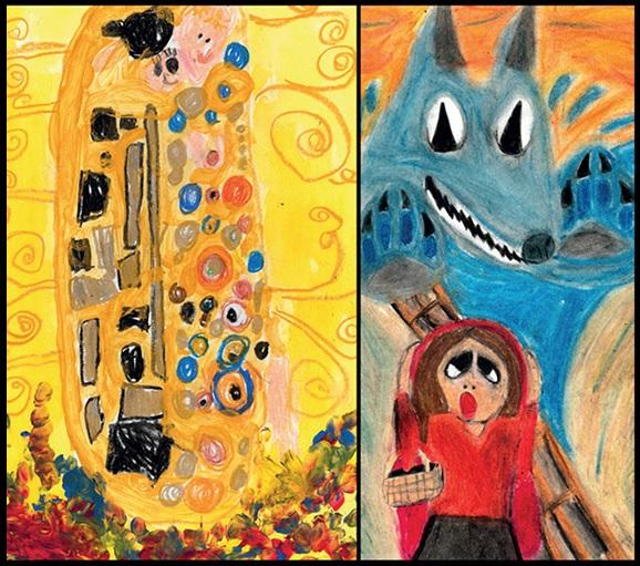concours artistes en herbe 2017 Images courtoisie MuseeRegionalVS