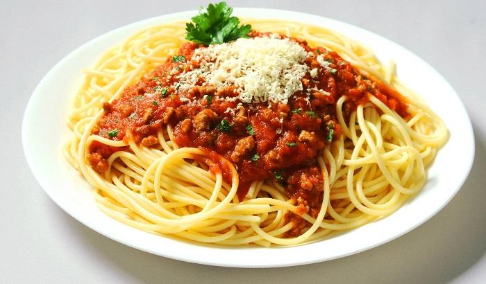 spaghetti pates alimentaires sauce tomate Photo courtoisie CAB Beauharnois