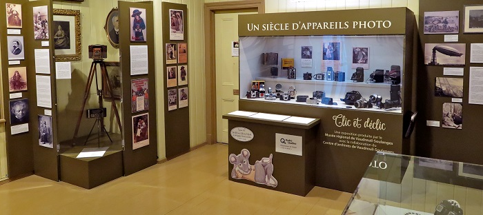 Exposition Clicetdeclic au Musee regional Photo Bernard_Bourbonnais courtoisie MRVS