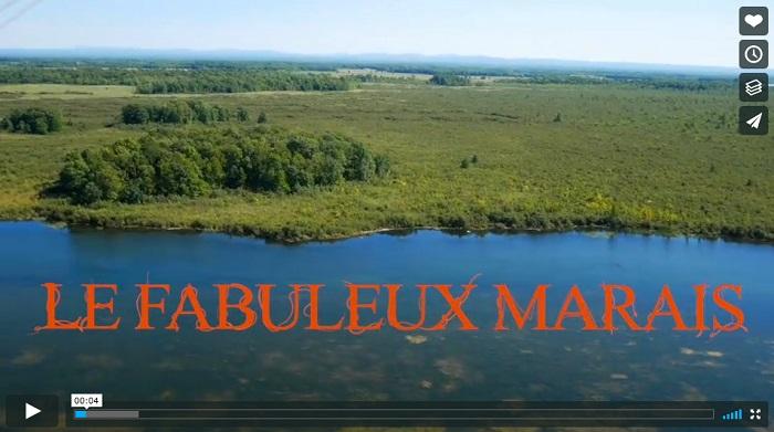 Extrait bande-annonce film AndreDesrochers LeFabuleuxMarais via Vimeo