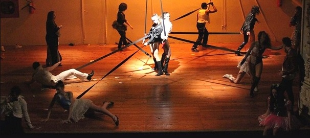 FIT 2015 theatre spectacle Ritmosfera troupe Italie Photo courtoisie ColVal
