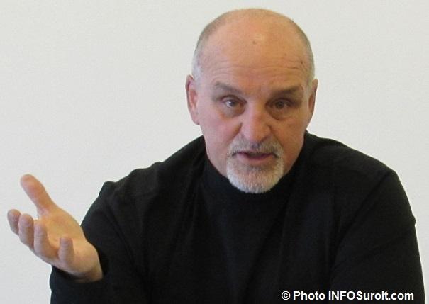 Guy_Pilon maire de Vaudreuil-Dorion le 13 mars 2017 Photo INFOSuroit