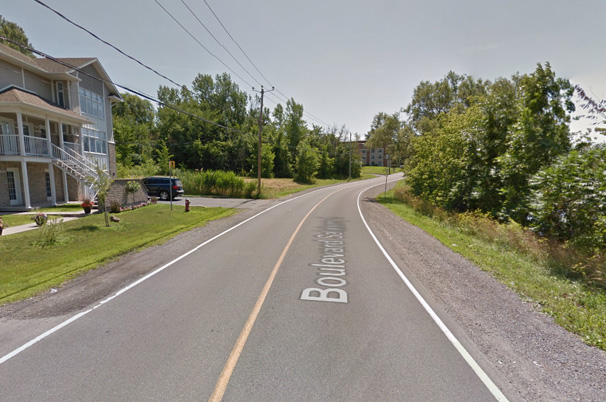 boulevard Salaberry-Sud a Chateauguay Visuel courtoisie Ville Chateauguay