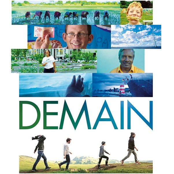 extrait affiche film documentaire Demain Image via VD