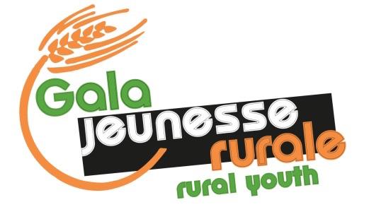 logo Gala jeunesse rurale Haut-Saint-Laurent