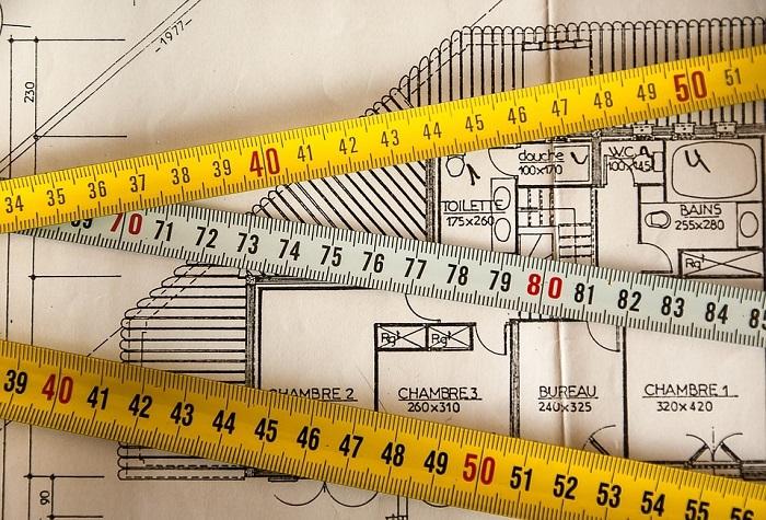 plan architecte construction residentielle maison renovation Photo JackMac34 via Pixabay