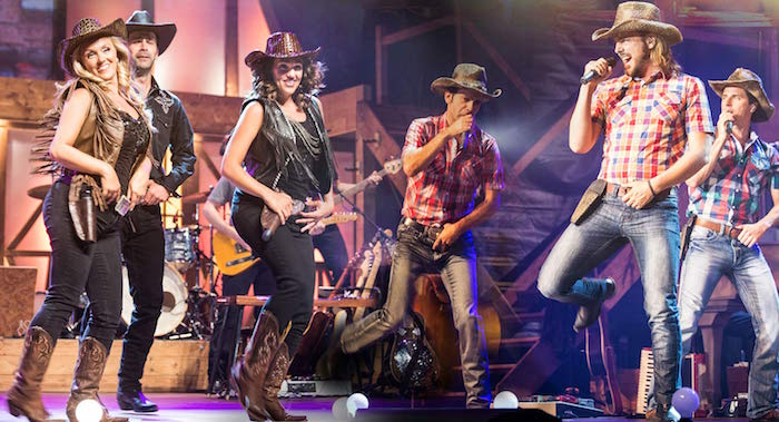 QuebecIssime spectacle cowboys de Willy a Dolly sera au festival au galop Photo courtoisie