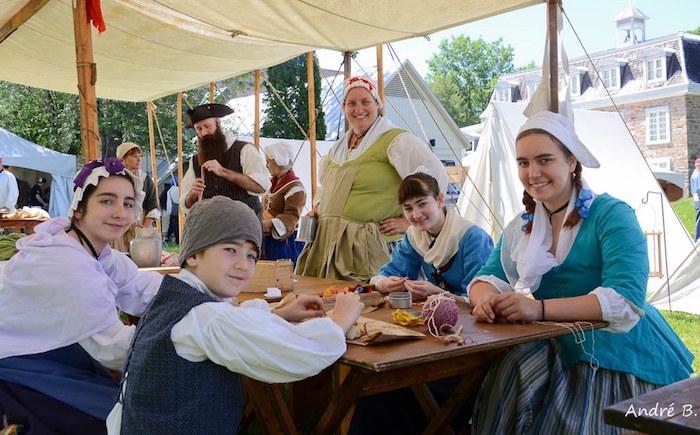 Seigneuriales de Vaudreuil-Dorion Photo Andre_Bourbonnais via MRVS
