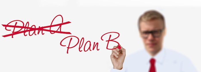 affaires entrepreneuriat formations plan a plan b Photo Geralt via Pixabay