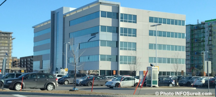 clsc et centre de services ambulatoires de Vaudreuil-Dorion 2017 Photo INFOSuroit