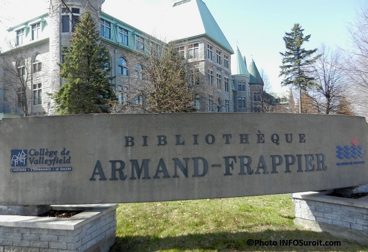 Bibliotheque-Armand-Frappier-Valleyfield-et-Photo-INFOSuroit