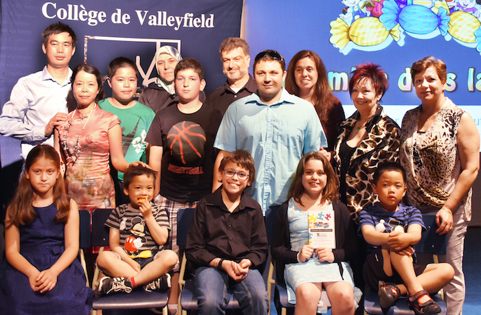CollegeValleyfield tech education enfance lancement video familles participantes