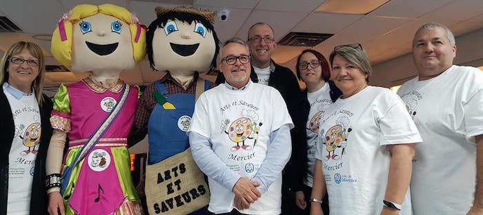 Mercier annonce festival ArtsetSaveurs 2017 Photo courtoisie