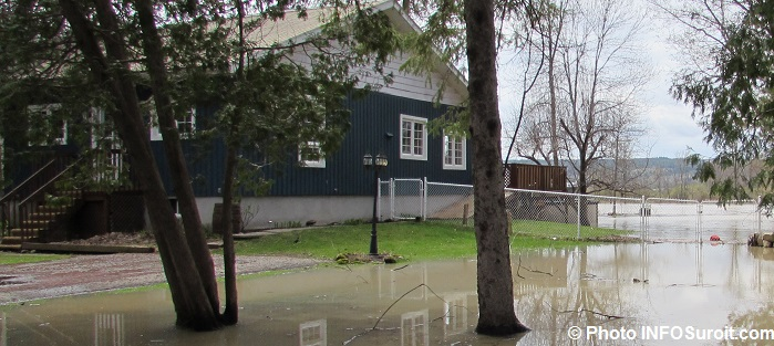 inondations Rigaud debordement riviere Photo INFOSuroit