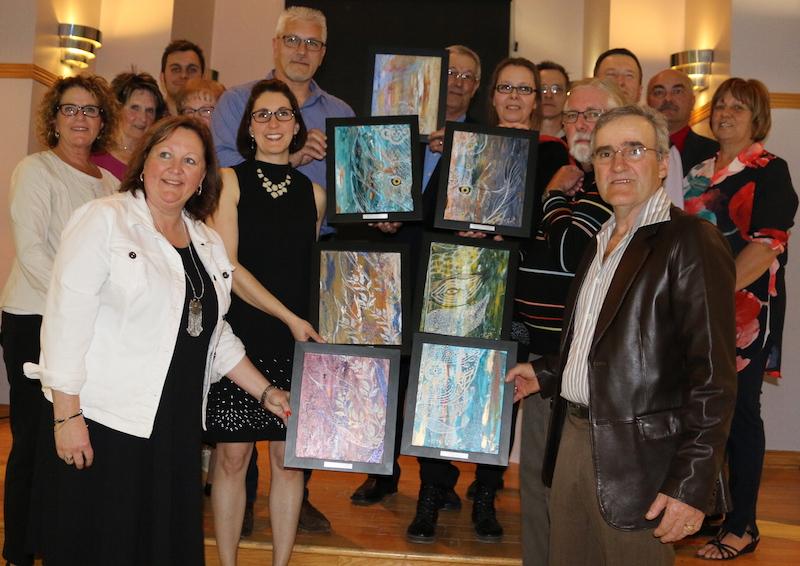 laureats 2017 Gala Reconnaisance benevolat St-Urbain-Premier Photo courtoisie