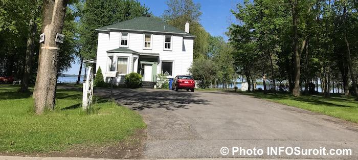 maison du 405 avenue St-Charles Vaudreuil-Dorion Photo INFOSuroit