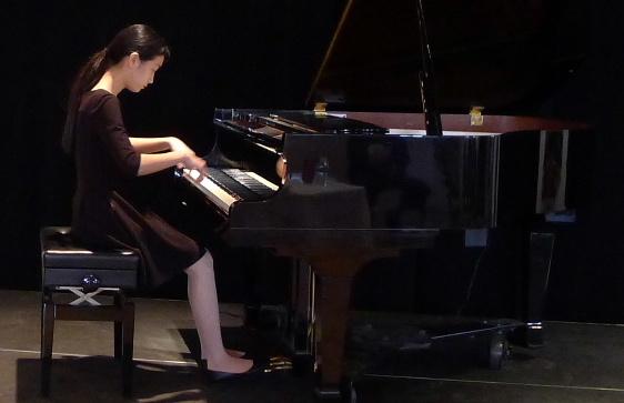 Christine Pan pianiste laureate concours Classival 2017 Photo courtoisie