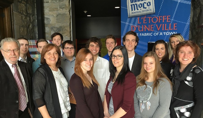 CollegeValleyfield etudiants projet affaires sondages MUSO Photo ColVal