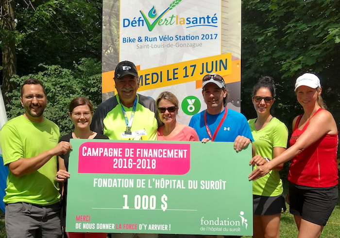 DefiVertlaSante2017 St-Louis-de-Gonzague Photo courtoisie FHS
