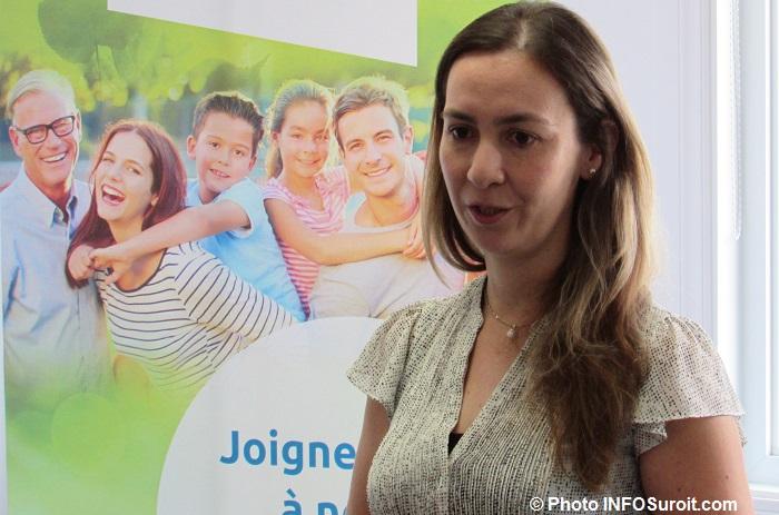 clinique coop Beauharnois_en_sante NancySoto DG juin2017 Photo INFOSuroit