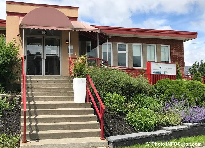 clinique coop Beauharnois_en_sante rue Richardson juin2017 Photo INFOSuroit