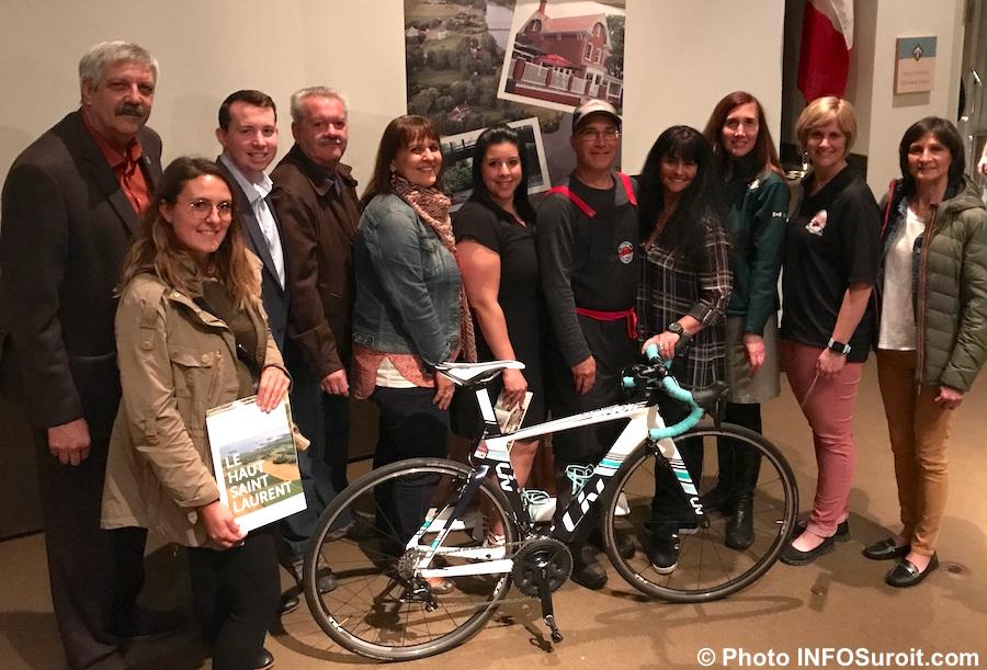 lancement saison 2017 tourisme Haut-Saint-Laurent a AllensCorner Photo INFOSuroit