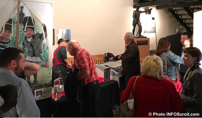 lancement saison 2017 tourisme Haut-Saint-Laurent degustation reseautage Photo INFOSuroit