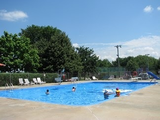 piscine municipale Sainte-Martine Photo courtoisie Ville Beauharnois