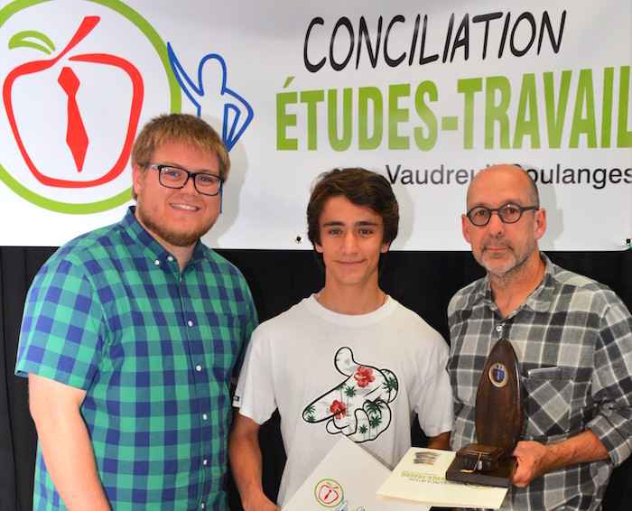 concours Boss_le_plus_fort conciliation etudes-travail Photo CJEVS