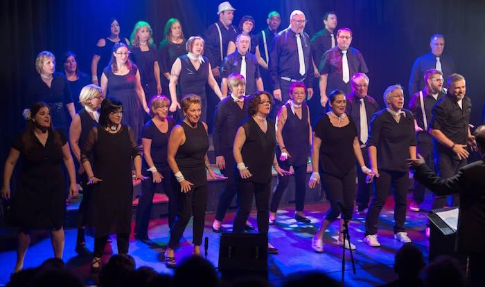 Choeur LaBoheme en 2017 chorale a Chateauguay Photo courtoisie