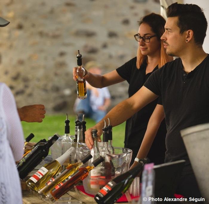 Ecomarche_de_l_ile_St-Bernard 2017 kiosque cidre mousseux vin Photo ©AlexandreSeguin via HSB