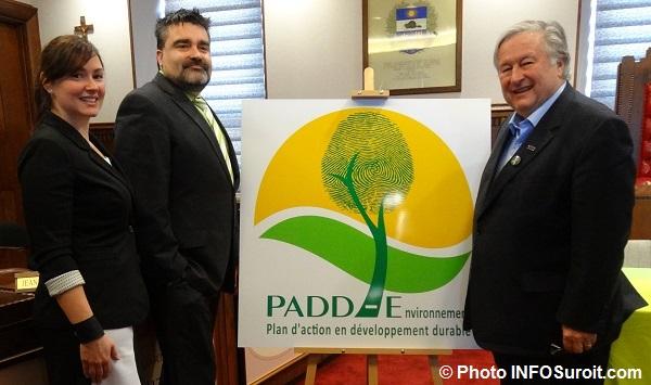 MHinse MJoly et DLapointe plan action PADD-Environnement Photo INFOSuroit