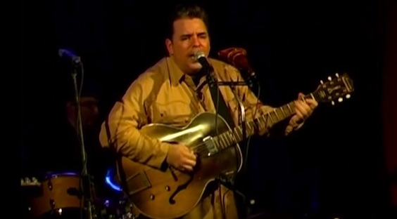 Pat_Loiselle extrait video YouTube Catfish Blues CD Launch 2015