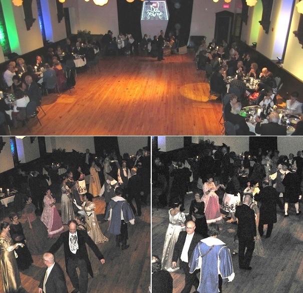 bal historique au profit du MUSO en 2012 Photos courtoisie MUSO