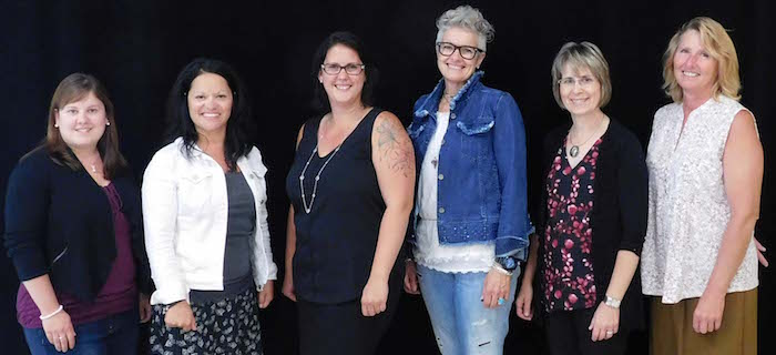 membres conseil administration 2017-18 Agricultrices Monteregie-Ouest Photo courtoisie