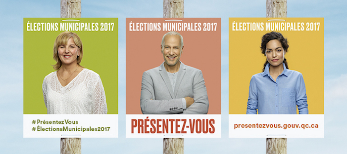 Elections municipales visuel Presentezvous ministere Affaires municipales Qc