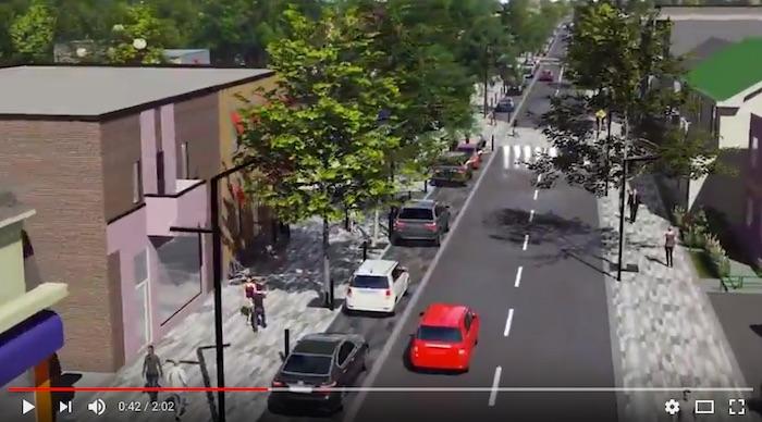 Rue Ellice a Beauharnois extrait video presentation Visuel courtoisie VB