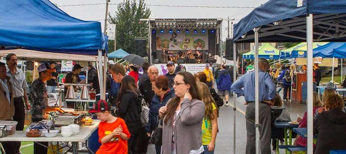 Rue_gourmande festival VIP_en_blues Ile Perrot Photo courtoisie IP