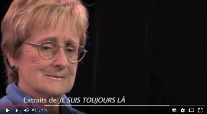 extrait YouTube Je_suis_toujours_la avec Theatre Fleury
